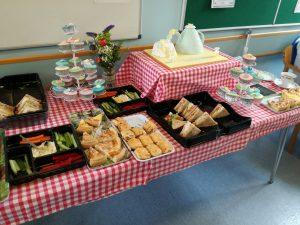 Deal Hospital League of Friends Volunteers Afternoon Tea